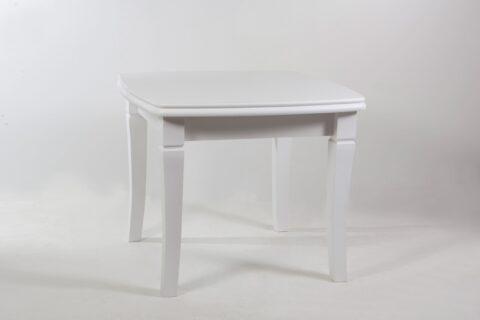 Стол Монте Карло белый сложен