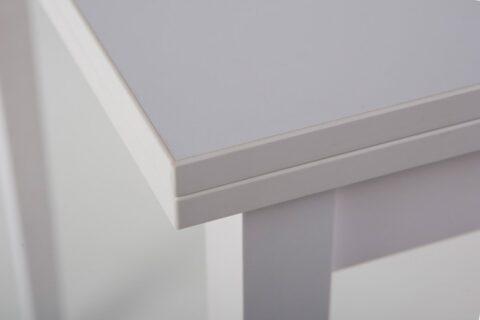 Сан_Диего белый раскладной стол