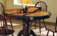 Обеденные столы с керамической поверхностью: особенности эксплуатации