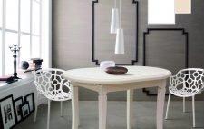 Стол и стулья: как выбрать мебельный гарнитур в гостиную