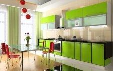 Пластик в интерьере кухни: ультрамодно и просто!