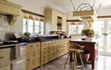 Кухня на даче: тонкости обустройства