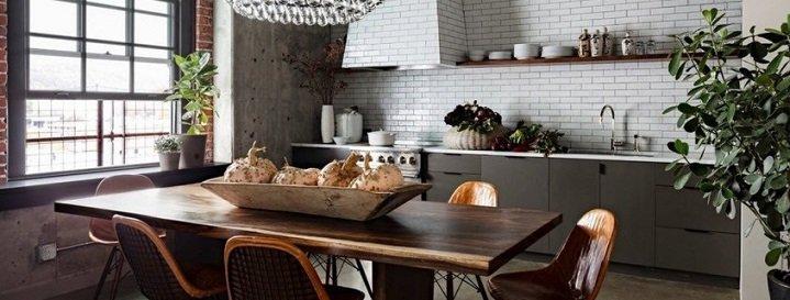 3 креативні ідеї обідніх столів для вашої кухні
